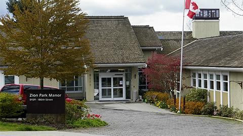 Zion Park Manor, Cloverdale, BC